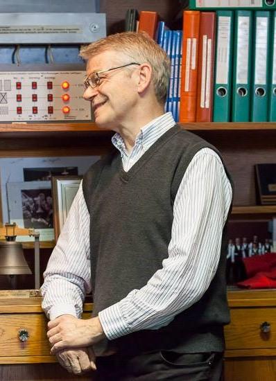 Frank Driessler Schatzmeister Frank Driessler hat seit über einem Jahrzehnt den Überblick über die finanzielle Lage des Vereins.