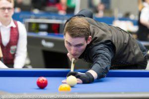Lukas Blondeel mehrfacher Deutscher Jugendmeister und Teameuropameister