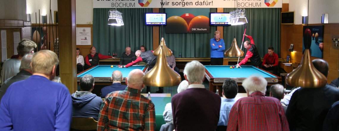 DBC eröffnet Saison gegen BC Krüzkämper