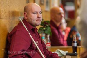 Micha van Bochem erkämpfte ein Unentschieden gegen Ludger Havlik