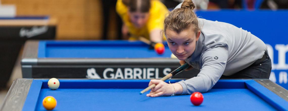 Erst im Halbfinale war Schluss für Finn-Marie Möller